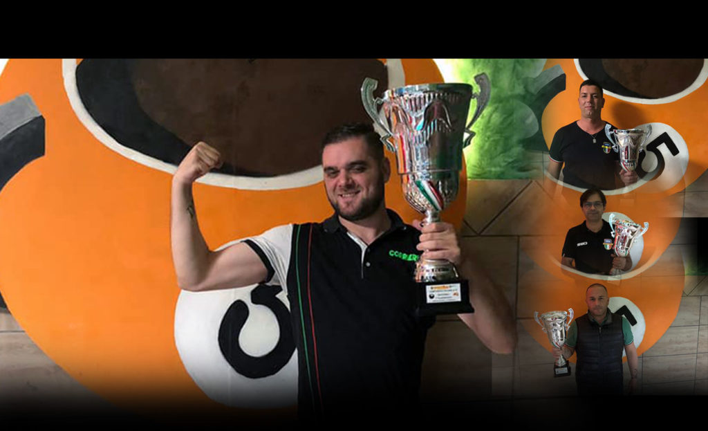 8/15 Categoria Nazionali – Al via la stagione 2018/2019