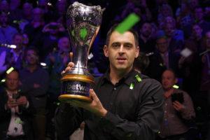 UK Championship 2018 – Il Magico Ronnie