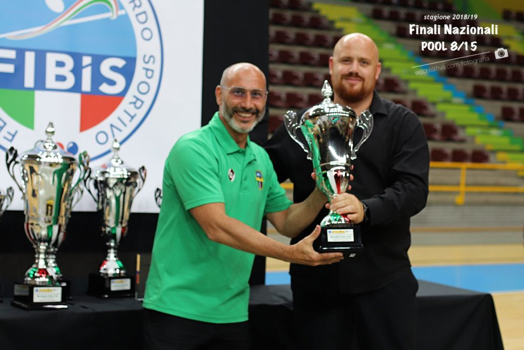 Finali Nazionali Fibis 8/15 Master – 2019