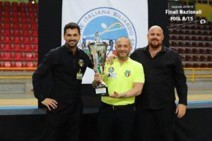 Finali Nazionali Fibis 8/15 Nazionali – 2019