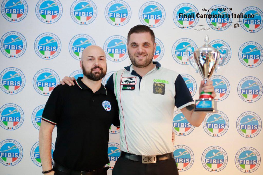 Finali Nazionali Fibis Pool 2018/2019 – Nazionali
