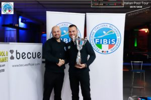 IPT Fibis 2019/20 Prima Prova – Serie B