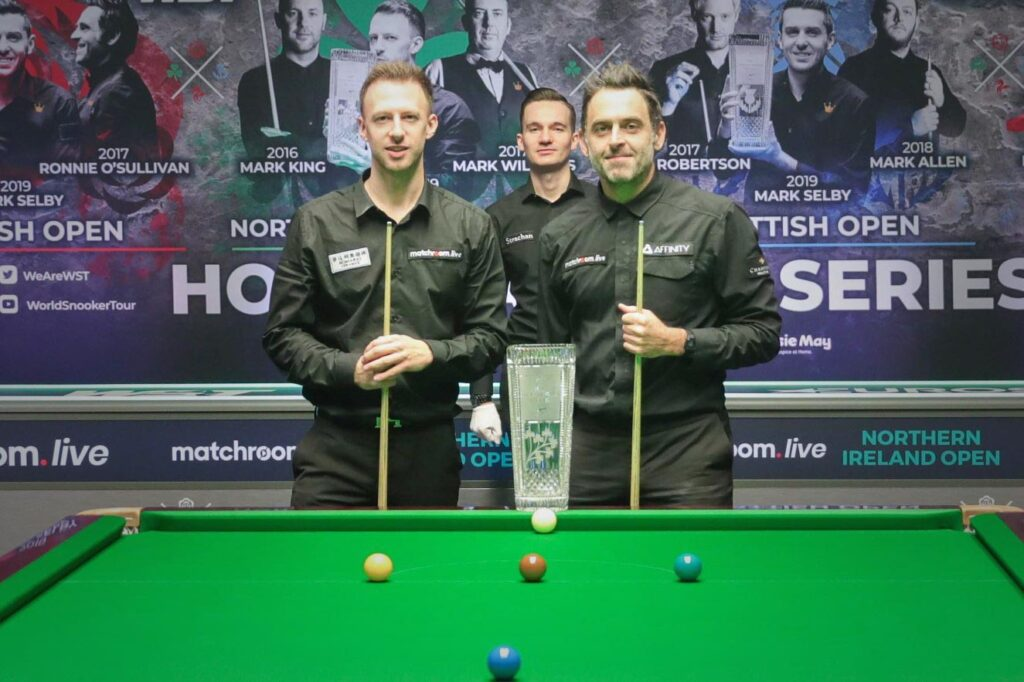 Inarrestabile Judd Trump